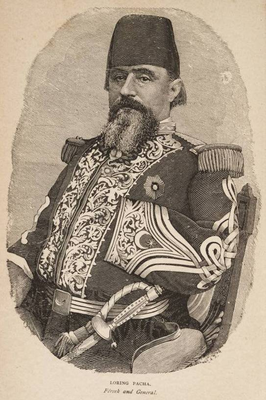William Loring as Pasha