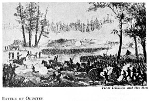The Battle of Olustee (Courtesy Florida Memory)