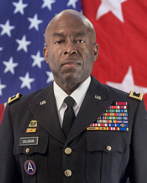 Major General Michael A. Calhoun