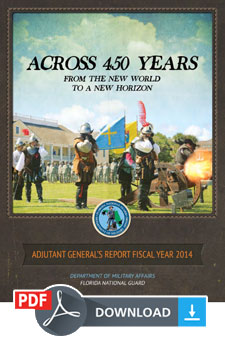 ADJUTANT GENERAL'S ANNUAL REPORT FISCAL YEAR 2013